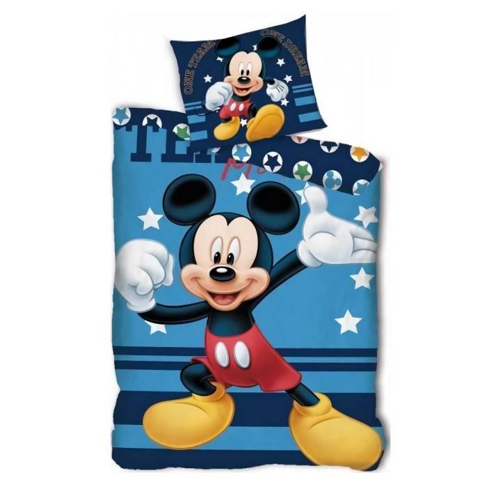 90 x 140 cm 100/% coton NEUF Disney WINNIE THE POOH Simple Parure de lit