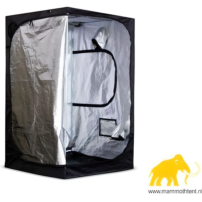 Chambre de culture mammoth tents pro 120x120x200cm achat - Construction chambre de culture ...