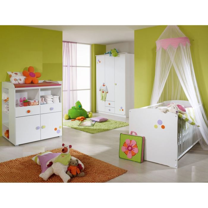 Chambre bebe complete cdiscount maison design for Chambre jungle cdiscount