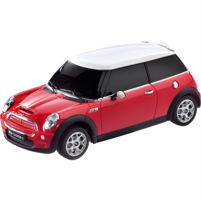 mini cooper rc rouge achat vente voiture camion cdiscount. Black Bedroom Furniture Sets. Home Design Ideas