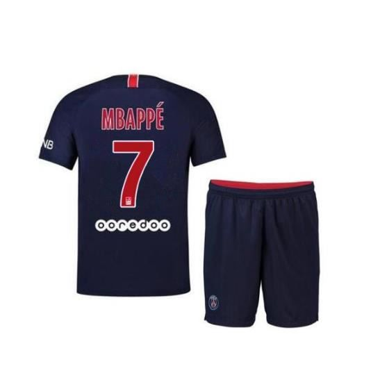 Maillot THIRD Paris Saint-Germain Kylian MBAPPE