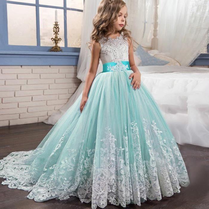 Robe de mariage enfant - Achat / Vente pas