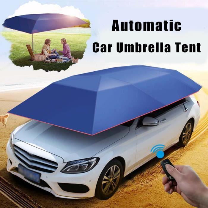mysticall Parapluie Pare-Soleil r/étractable pour Pare-Brise de Voiture Rayons Anti-UV et Pare-Soleil Chauffant Parapluie r/éflecteur Pliable pour Camion de Voiture SUV