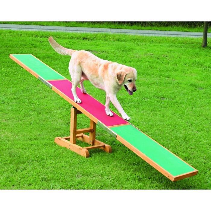 ENTRAINEMENT - AGILITY TRIXIE Dog Activity Bascule Agility pour chien