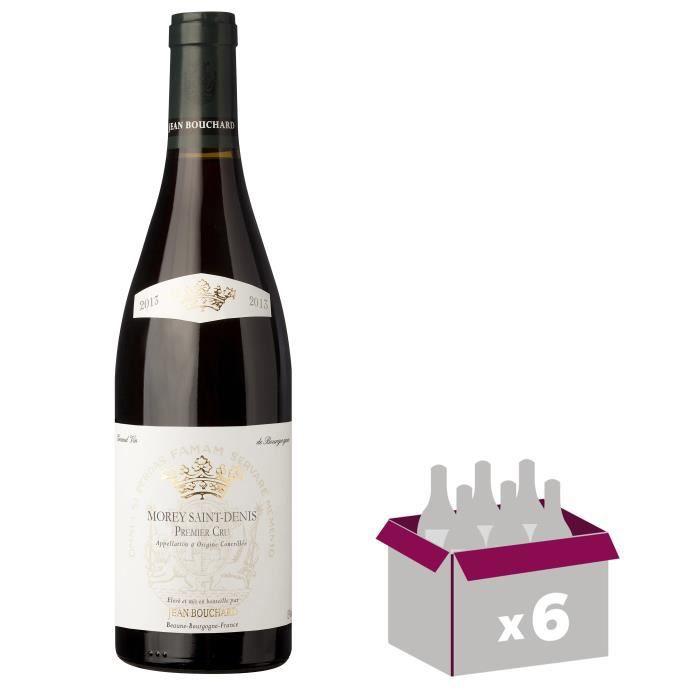 Jean Bouchard 2013 Morey-Saint-Denis - Vin rouge de Bourgogne