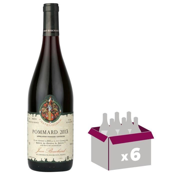 Jean Bouchard Tasteviné 2013 Pommard - Vin rouge de Bourgogne