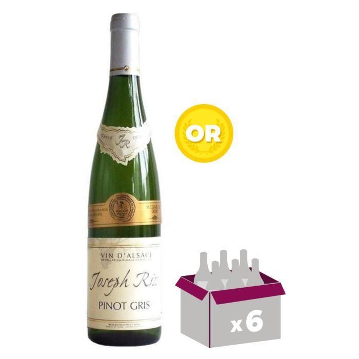 Joseph Riss Pinot Gris - Vin blanc d'Alsace