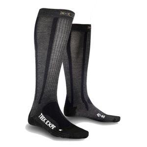 X-Socks Chaussettes l/ég/ères de Trekking pour Adulte funktionssocken Expedition Long