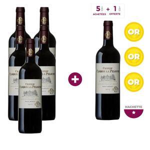 VIN ROUGE 5 ACHETEES = 1 OFFERTE Château Cambon La Pelouse 2