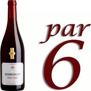 VIN ROUGE Bourgogne Pinot Noir 2013 Cave des Hautes Côtes...
