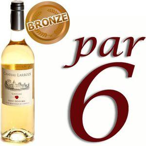 VIN BLANC Château Larroze 2013 Gaillac vin blanc doux