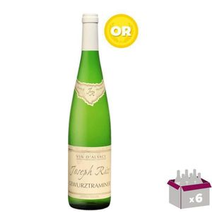VIN BLANC Joseph Riss Gewurztraminer - Vin blanc d'Alsace
