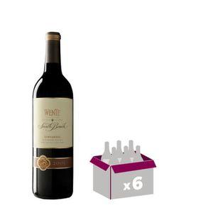 VIN ROUGE WENTE 2013 Beyer Ranch Zinfandel Vin de Californie