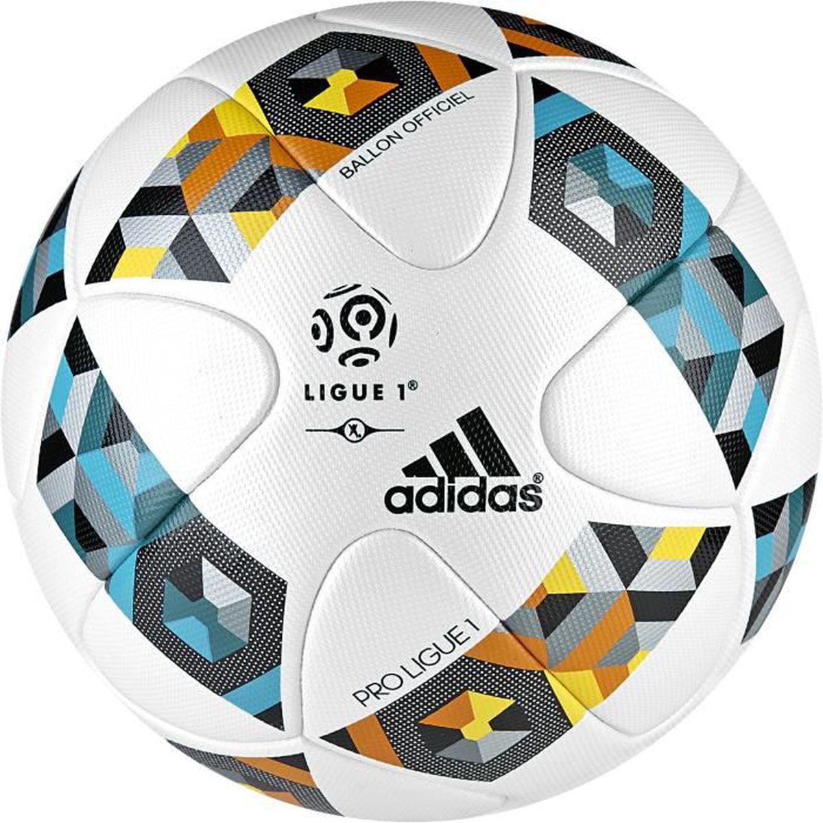 ballon de foot pas cher ligue 1 adidas proligue1mini ao4816 blanc rousol jausol. Black Bedroom Furniture Sets. Home Design Ideas