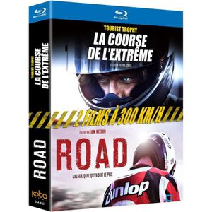 BLU-RAY DOCUMENTAIRE Blu-Ray Pack 2 films à 300 km/h : Tourist Trophy :
