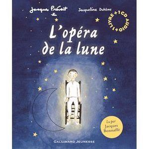 Livre 6-9 ANS L'opéra de la Lune