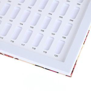 CARTE GRAPHIQUE INTERNE Nail Gel Display Box 120 Polonais Modèle couleur S