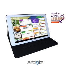 TABLETTE TACTILE Tablette simplifiée pour senior 4G ARDOIZ 1 - 1 an