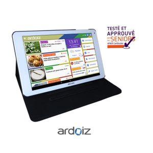 TABLETTE TACTILE Tablette simplifiée pour senior WIFI et 4G ARDOIZ