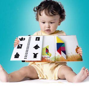 PUZZLE 150 Questions Puzzles Magnétique Jouet d'Enfant Mo