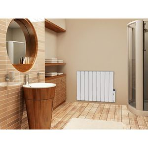 radiateur inertie fluide 1500w achat vente radiateur. Black Bedroom Furniture Sets. Home Design Ideas