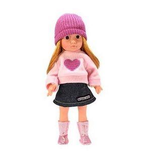 POUPÉE Toi Toys - Poupée Emma - 30 cm