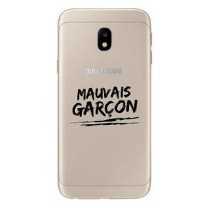 coque iphone j3 2017 samsung garcon