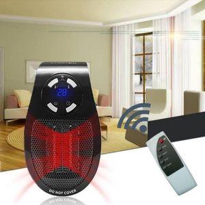 RADIATEUR D'APPOINT Mini Radiateur Soufflant Compact pour Les Bureaux