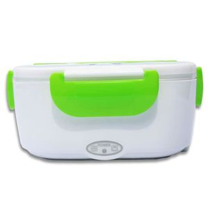 LUNCH BOX - BENTO  40W 1.2L Lunch box electrique, Bento chauffant, Lu