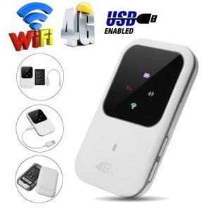 MODEM - ROUTEUR ss-33-TEMPSA Routeur Modem WiFi sans fil Portable
