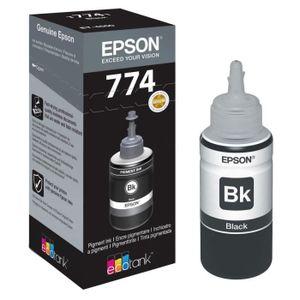 CARTOUCHE IMPRIMANTE Bouteille d'encre Epson Ecotank T7741 - 140ml Noir
