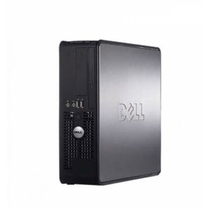 UNITÉ CENTRALE  Mini PC DELL Optiplex 745 Sff Pentium D 2.8Ghz 2Go
