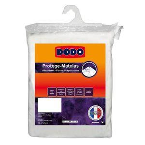 PROTÈGE MATELAS  DODO Protège-matelas Améthyste 140x190 cm en forme