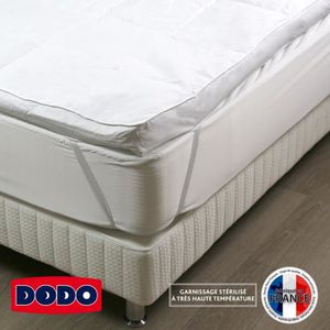 surmatelas dodo achat vente surmatelas dodo pas cher. Black Bedroom Furniture Sets. Home Design Ideas