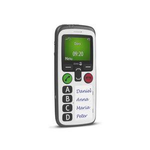 Téléphone portable DORO Téléphone mobile Secure 580 - 3G - GSM - 128