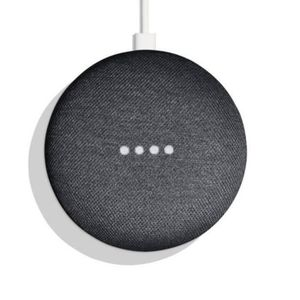 ASSISTANT VOCAL GOOGLE Home Mini US - Assistant vocal - Noir