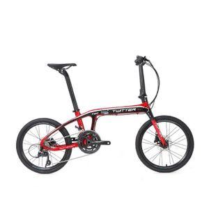 VÉLO PLIANT Vélo pliable WEMOOVE Twitter Série 500 20'' Shiman