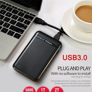DISQUE DUR EXTERNE USB 3.0 1To de disque dur externe HDD 2.5