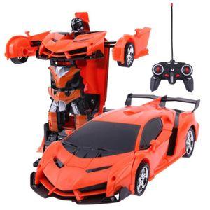 ROBOT - ANIME ANIME 2 and 1 Robot impose des messages RC gratuits
