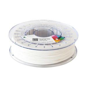 FIL POUR IMPRIMANTE 3D SMARTFIL Filament PLA - 1.75mm - Blanc - 750g