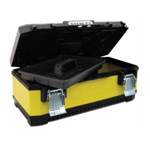 BOITE A OUTILS STANLEY Boîte à outils  bi-matière vide 66cm, 1-95