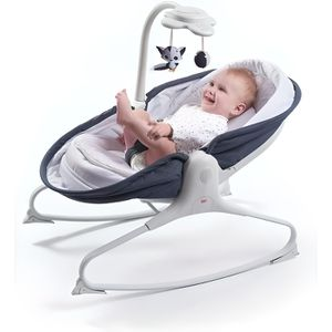 TRANSAT Tiny Love Transat Rocker Napper Evolution Blue Jea