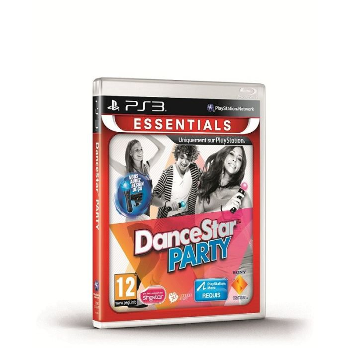 DANCESTAR PARTY ESSENTIAL / Jeu console PS3