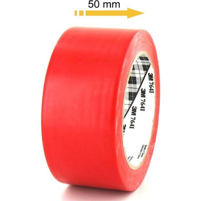 argent 50 mm x 50 mètres Le meilleur de L/'Allemagne nouvelle Conduit Gaffa bande 3 M ™ de la marque