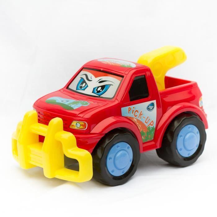 Mon premier Pick-up - Jouet éveil - Rouge