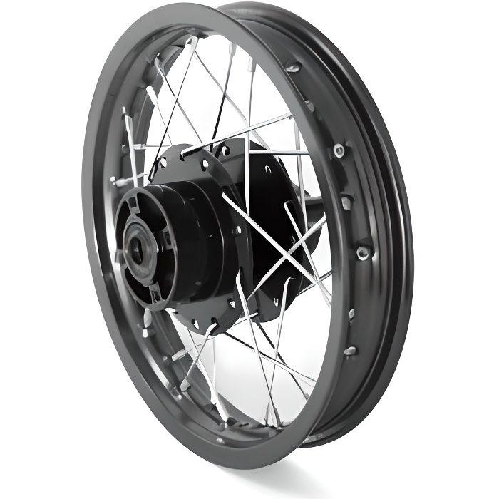 Jante 10- arrière Dirt bike Pit bike Mini moto Root > Accueil > VKN