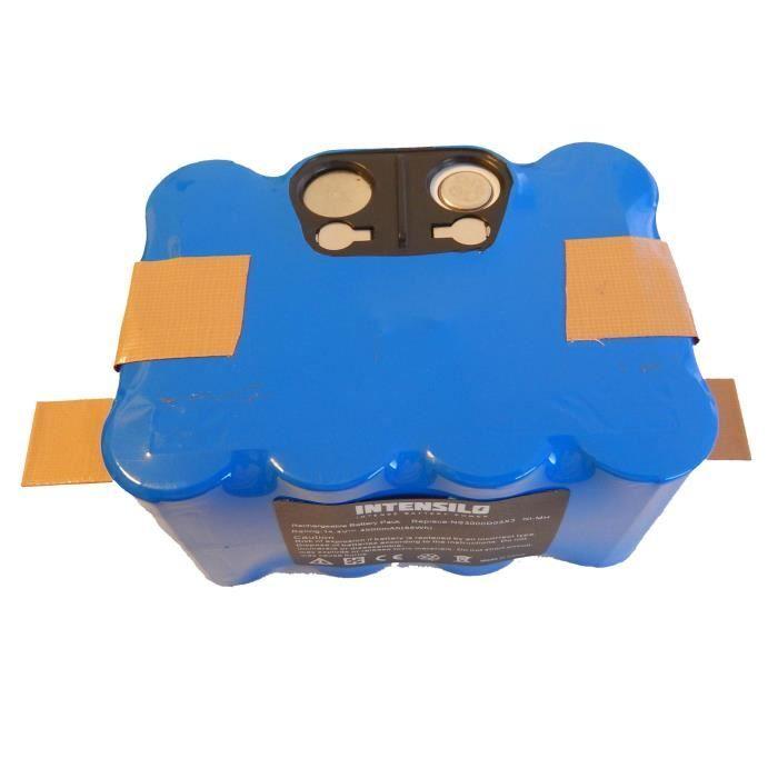 s'adapte aux modèles suivants: aspirateur robot Home Cleaner HOOVER RBC003, RBC003 011, RBC006, RBC011, RBC012 - Remplace les mod...