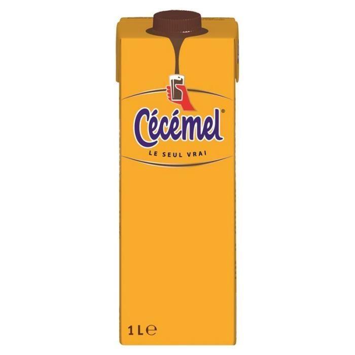 Cécémel - Cécémel 1L (pack de 12)