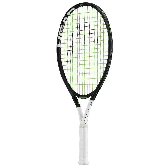 HEAD Ig Speed 23 Non Cordée 215G Raquettes De Tennis Raquettes Enfants Blanc - Noir 0