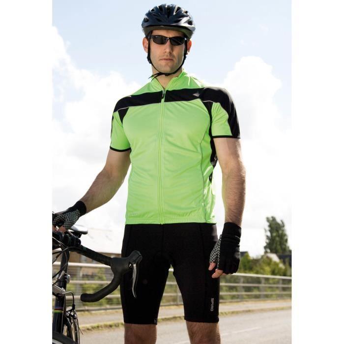 Short de cyclisme homme Spiro